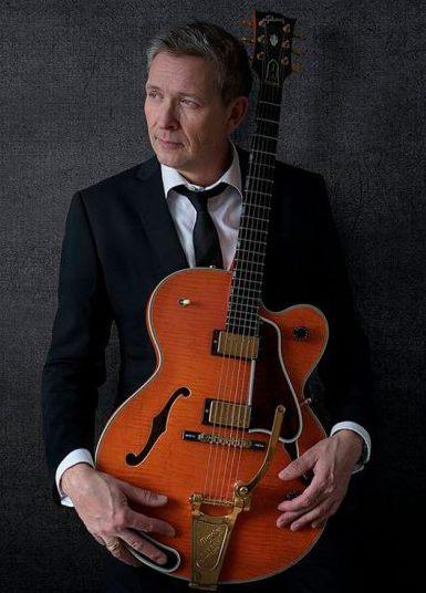 Anders Blichfeldt - intim koncert eller musikalsk foredrag