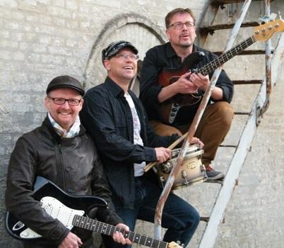Det lille rockband - Mogens Gadegaard - Michael Jacobsen - Kjeld Brockdorff Olesen