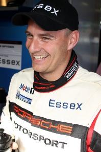 Casper Elgaard - sportsmandsteamwork - racerbilsoplevelse