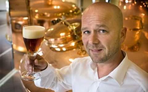 Jørgen Rüdinger - fortælling om øl