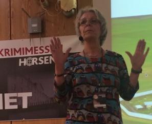 Kirsten Saurus Mehlsen - energilatter - pepforedrag