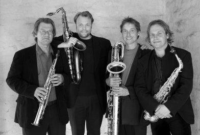 Dansk Saxofonkvartet - 60 komponister - ny kompositionsmusik