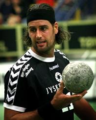 Lars Krog Jeppesen - håndboldtiteljagt