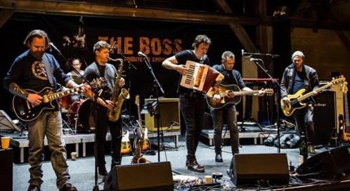 The Boss - Springsteenfortolkninger